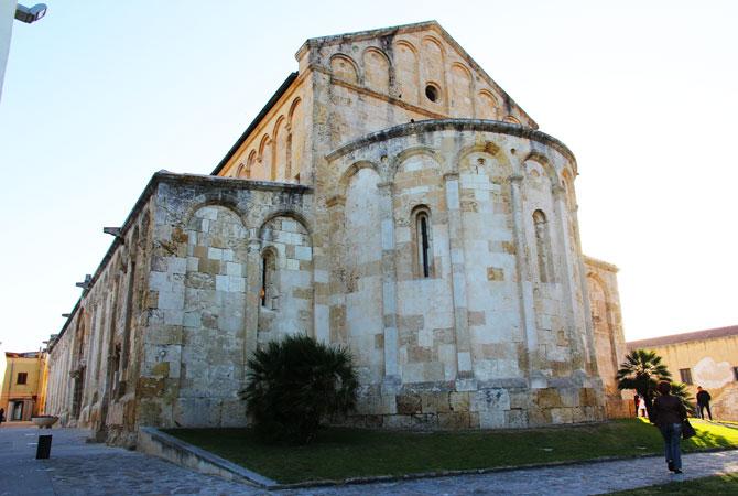 Porto Torres La Basilica di San Gavino